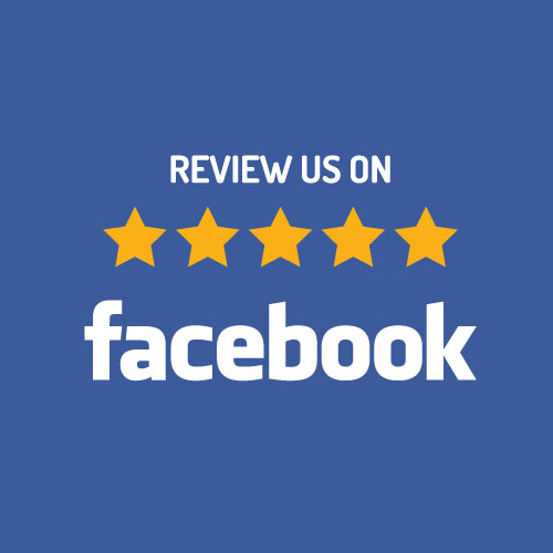 Please Review Us On Facebook!