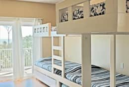 8 bunk beds & 2 trundle beds! - 1st level