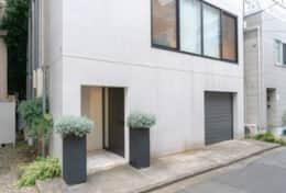 Entrance Azabu House| amazing location| best family stays in Tokyo |Tokyo Family Stays| IMG 001
