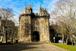 Lancaster Castle 1,000 years of heritage & history