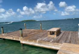 Private Dock Dock