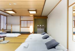 Nozawa Peaks 5 bed family room