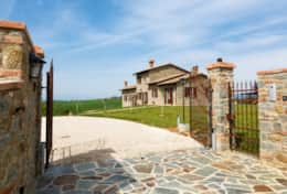 Welcome at the Villa Farneta near Cortona in Tuscany