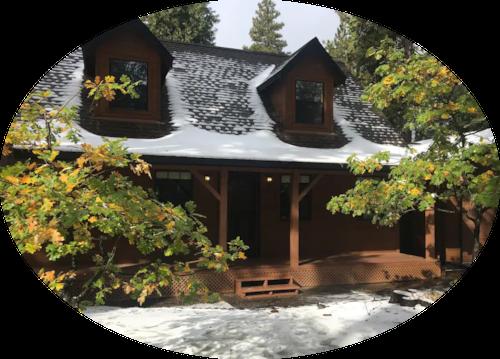 Arnold Mountain Home