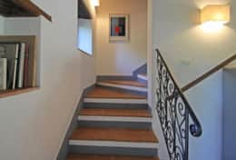Canale, stairs going upstairs