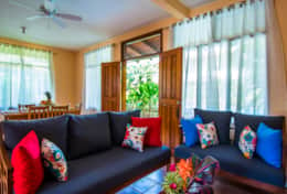 Villa 2 | Living Room | Comfortable | Relax