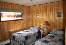 cabin 7 sleeping quarters