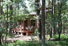 Nothwoods Cabins 7  2bd-1bth 800sf