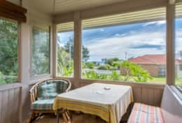 Location location location Water view - Dalmuir Homestead Holiday House Dromana Mornington Peninsula