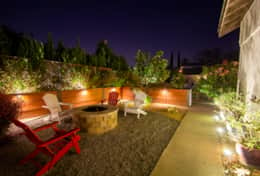 Enjoy a relaxing evening around the fire pit.