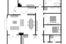 Oakdale Cottage Floor Plan