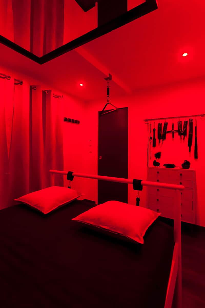 Rouge Dans Une Chambre location chambre ambiance mini grey