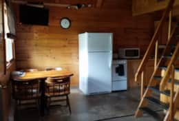 cabin 3 kitchen