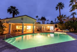 Pool area - enjoy heated pool and jacuzzi