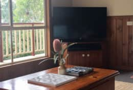 Flat Screen with Foxtel