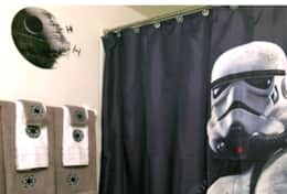 Star Wars bathroom