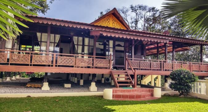 Sunset Hill - 3 BR Chalet - Holiday House in Langkawi