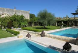 Casino Pisanelli - very luxury masseria with beautiful pool - Ruffano - Salento