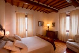 Villa Panicale apartment