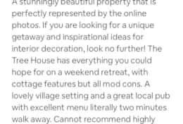 Guest review Airbnb