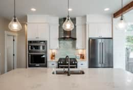 Luxury kitchen with all the amenities and then some!