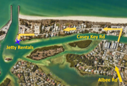 Directions to Jetty Rentals