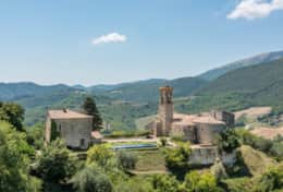 CASTELLO DI UGO - Luxury Rentals in Umbria - Tuscanhouses(50)