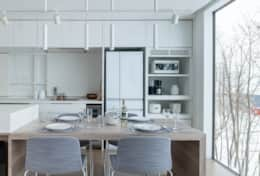 Unit A - Dining & Kitchen