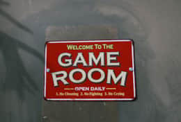 Indoor Game Room