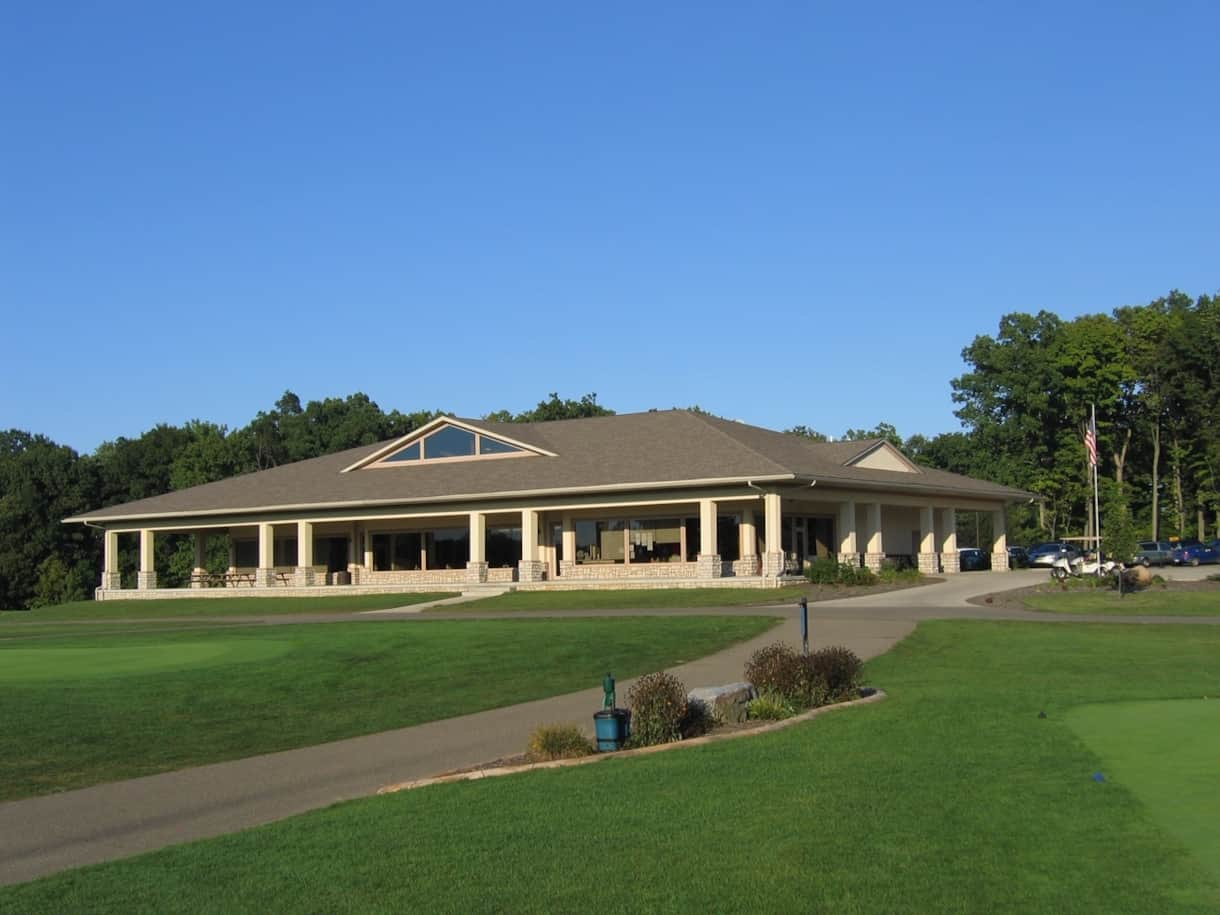 Apple Valley Golf Course Clubhouse