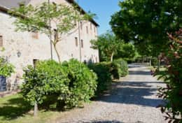 Agriturismo Tuoro at Lake Trasimeno