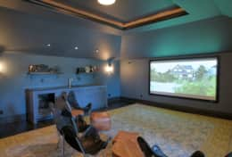 Boyer House Movie Theater