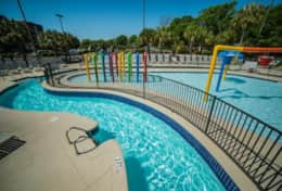 Myrtle Beach Resort Lazy River