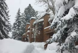 Mammoth Condo - Winter Wonderland!