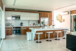 Villa el Oceano Kitchen
