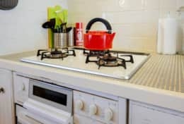 Fully Equipped KitchenRiver House| Tokyo Family Stays |Spacious