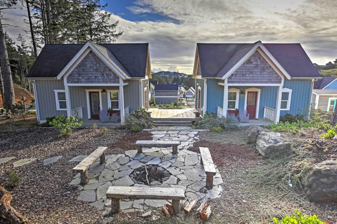 Oregon Coast Cabin Rentals