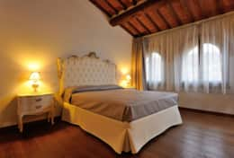 Bedroom---Villa-Fonte---Trasimeno-Lake
