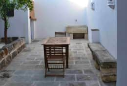 Limoni - furnished inner courtyard - Spongano - Salento