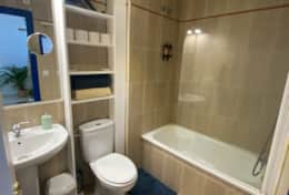 Main shared bathroom