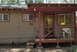 cabin 4 nanny suite with side entrance