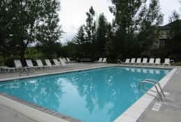 Outdoor Pool, Moose Hollow