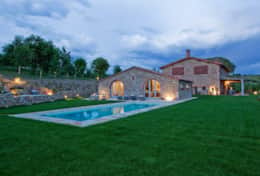 La Bella Passignana - holiday rental with pool in Tuscany - Tuscanhouses _ (10)