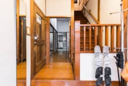 Entrance |Samurai House Tokyo Family Stays |Spacious