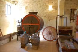 Agriturismo Umbria common area