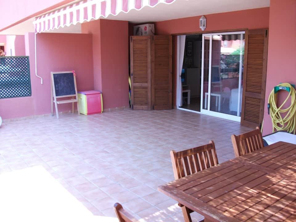 Planta Baja A 239 Albatros Ii Mar De Cristal Apartamento De Vacaciones En Cartagena