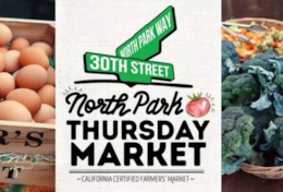 North Park Thursday Market.