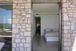 Summer House - double bedroom with access to the terrace 1st floor - Marina di S.Gregorio-Salento
