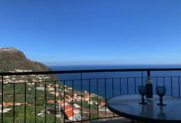 Port Side Balcony Ocean View Arco de Calheta