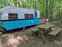 """1961 Wolfe Vintage """"Fiesta and Siesta"""" Camper #4"""